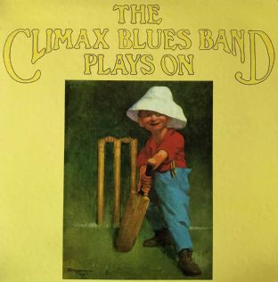 Climax Blues Band (The) ‎- Plays On (LP) (EX-/EX)